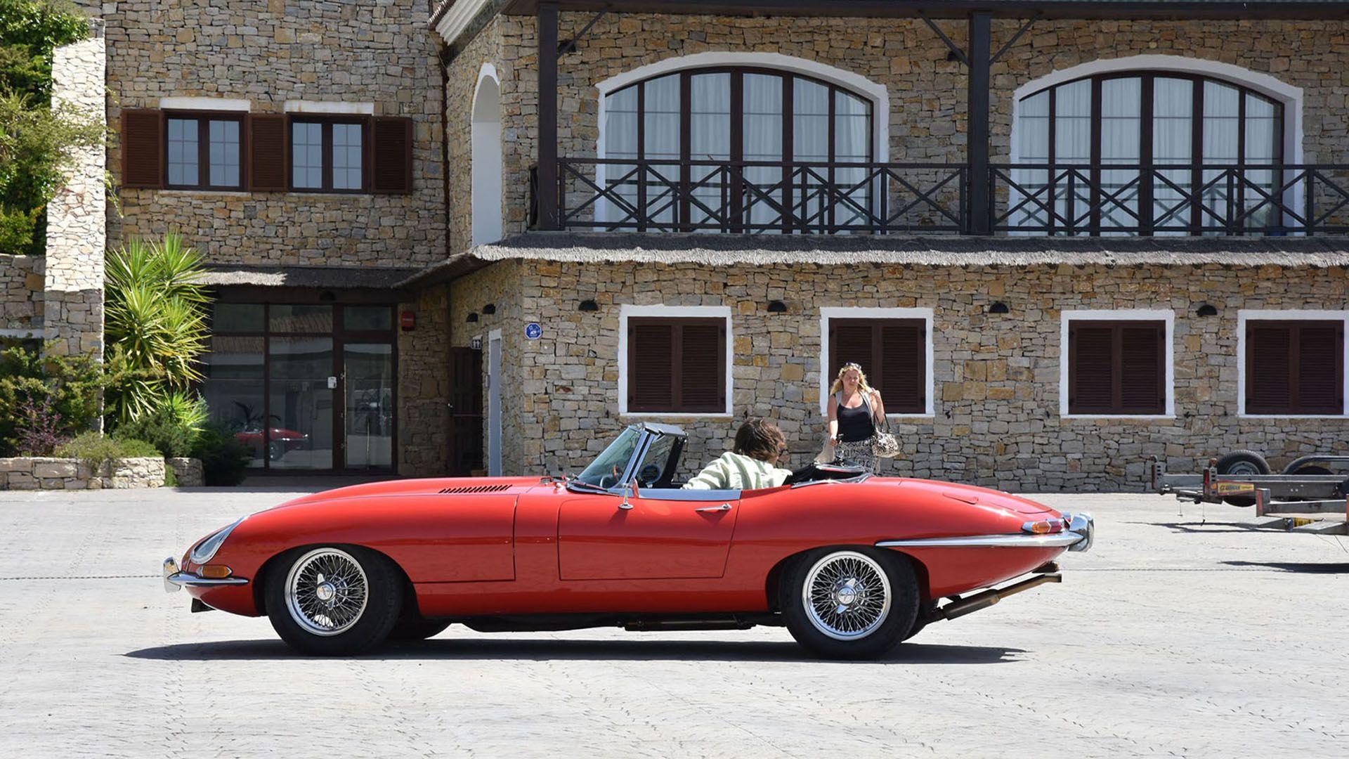 classic cars in spain