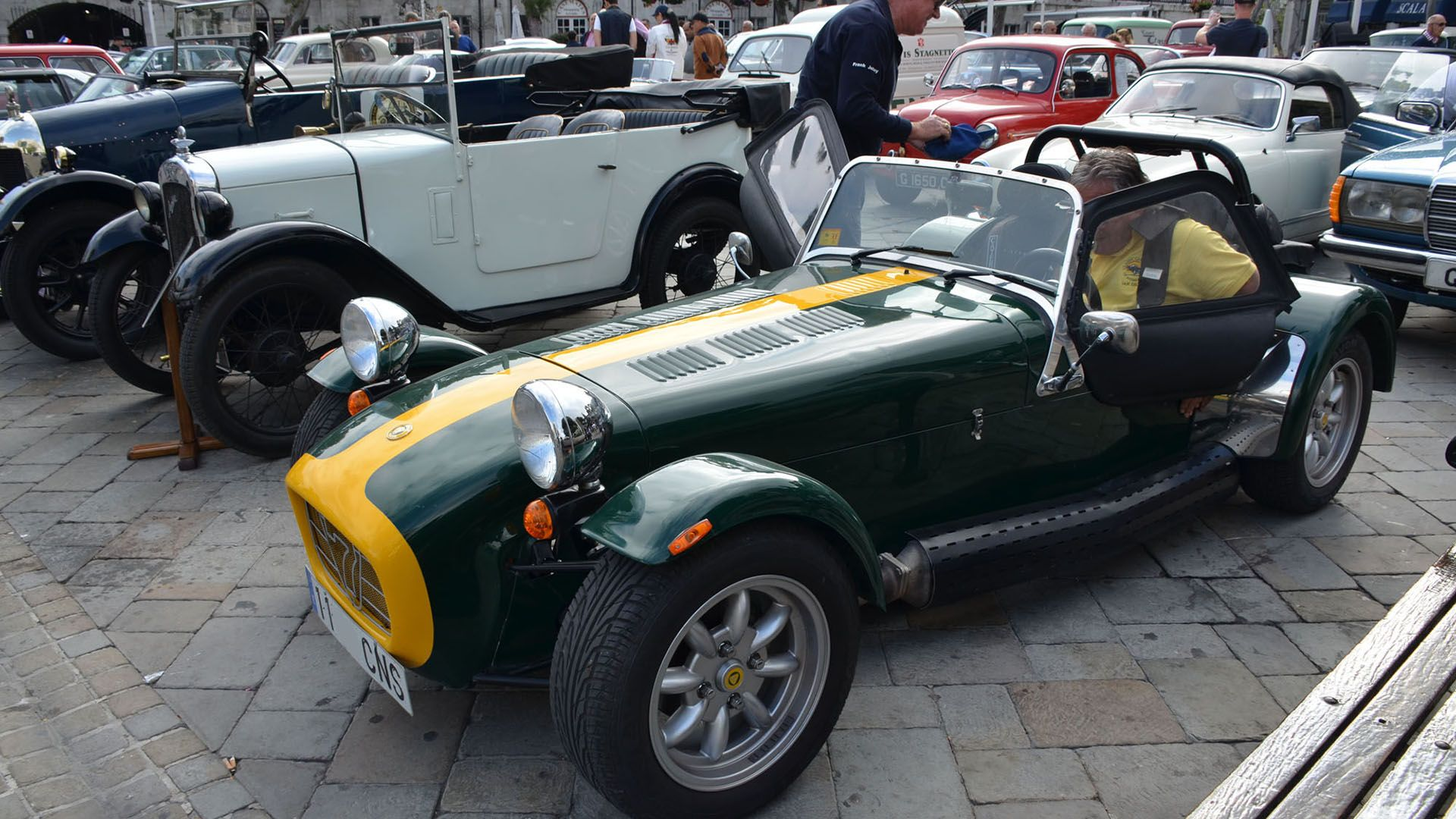 classic car spain